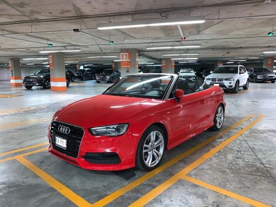 Excelente Audi A3 Cabriolet S Line 1.8