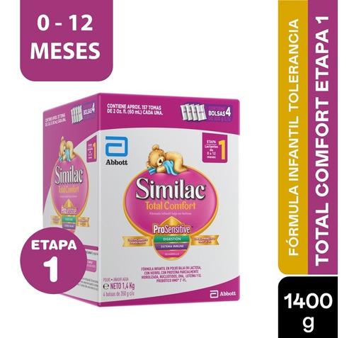 Formula Infantil Similac Total Comfort Prosensitive Etapa 1