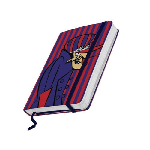 Caderno De Anotações Dick Vigarista 14x21