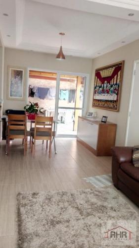 Sobrado Em Condomínio Para Venda Em Suzano, Jardim Carlos Cooper, 2 Dormitórios, 2 Banheiros, 2 Vagas - 897_1-1814377