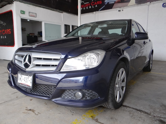 Mercedes Benz C180 2012!! Super Cuidado !!