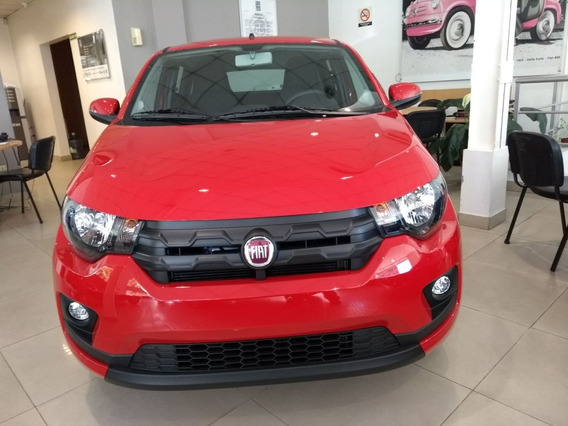 Nuevo Fiat Mobi 1.0 Easy Pack Top 2019 Df