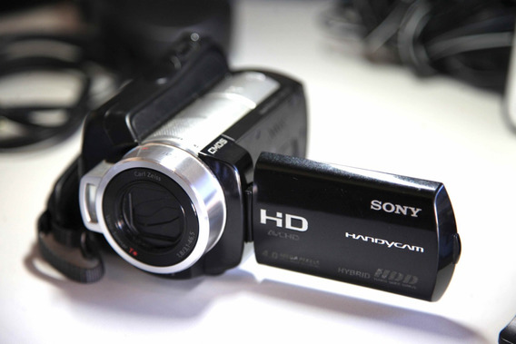 Filmadora Sony Hdr Sr10 Hdd 40gb Full Hd