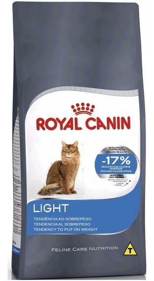 Ração Royal Canin Gatos Light 7,5kg