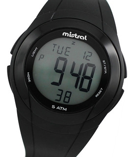 Reloj Hombre Mistral Cardio Cod Hrml-3266-01 Joyeria Esponda