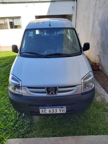 Peugeot Partner 2021 1.6 Furgon Confort