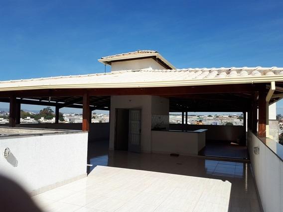 Casa Com 4 Quartos Para Comprar No Cabral Em Contagem/mg - 44501
