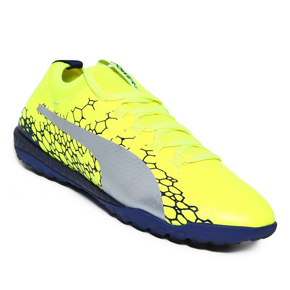 Tenis Puma Evo Power Vigor 104200 Amarillo
