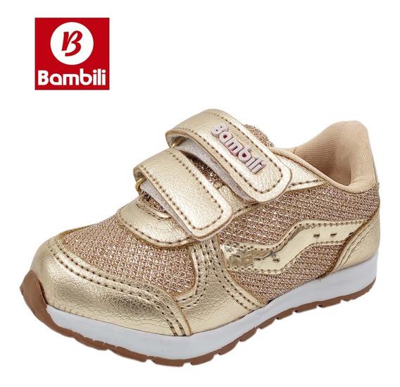 Tênis Infantil Bambili Sport Menina Feminino - J3933v.01