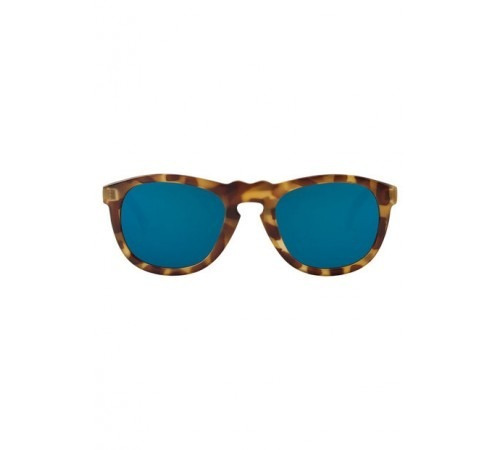 Gafas Mr Boho Tortoise/espejo Azul Protección Total Uv400 N3
