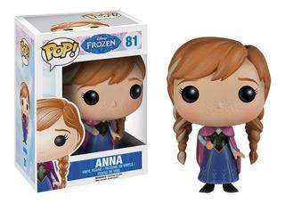 Funko Pop Frozen Anna 81 Muy Lejano