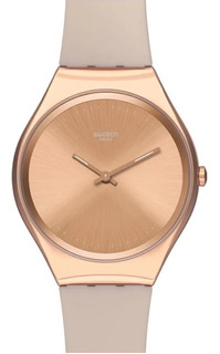 Reloj Swatch Skin Rosee Syxg101- Mujer