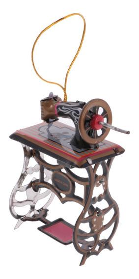 Mini Máquina De De Costura Modelo Estanho Brinquedo Collect