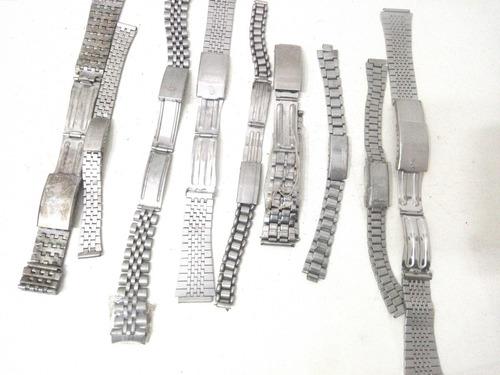 Mallas De Relojes Pulsera Para Repuestos Sin Marca L3