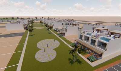Venta Lotes De Playa Condominio Muelle Azul, Cerro Azul