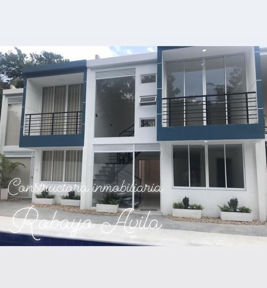 Vendo Hermosa Casa Para Estrenar, Villeta