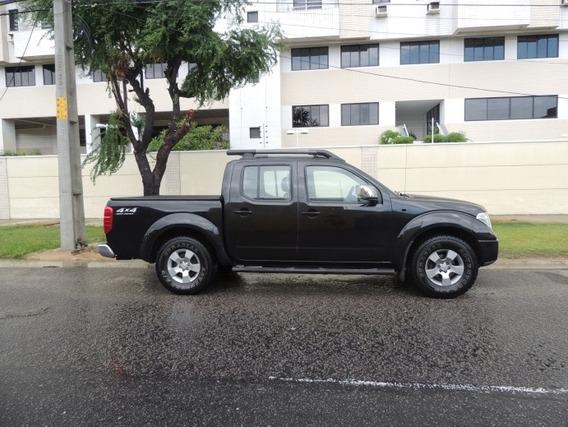 Nissan Frontier 2.5 Le Cab. Dupla 4x4 Aut. 4p 2010