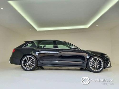 Imagem 1 de 15 de Audi Rs6 4.0 Avant V8 32v Bi-turbo 2014