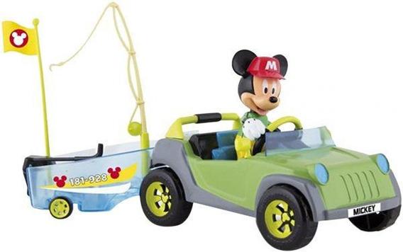 Mickey Mouse Vehiculos De Aventura 4x4 Club House