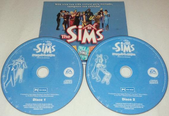 The Sims Num Passe De Mágica Pcte Expansão Pc Cd Duplo 2003