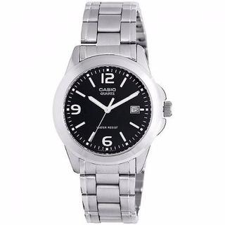 Reloj Casio Mtp-1215a Acero Hombre Agente Oficial