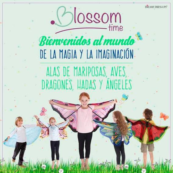 Alas Mariposa / Ave / Hada / Dragon / Angel Blossom Time