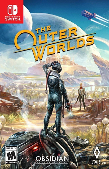 The Outer Worlds - Switch - Mídia Física! Pronta Entrega!