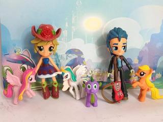Muñecos De Colección De La Serie My Little Pony