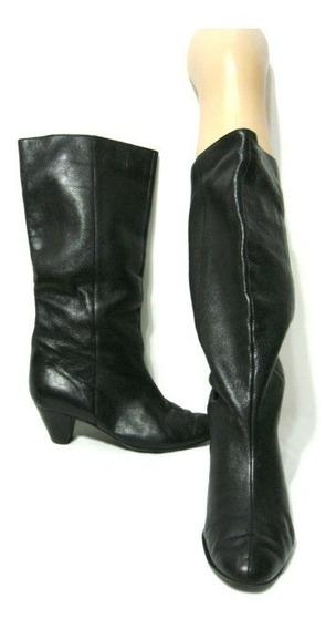 Botas Zara 39 Negro
