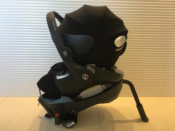 Bebê Conforto Cybex Cloud Q Platinum Usado Com Base Isofix