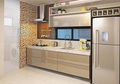Apartamento Em Jardim Oceania, João Pessoa/pb De 61m² 2 Quartos À Venda Por R$ 350.000,00 - Ap211462