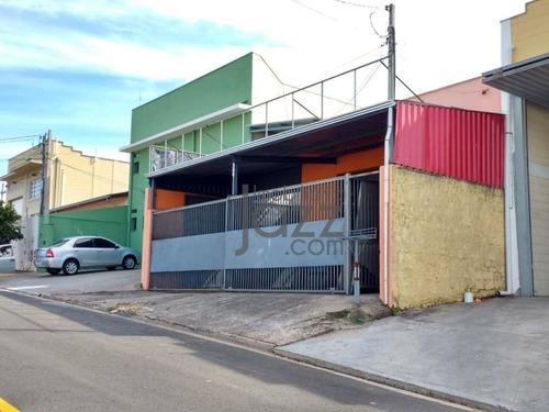 Imagem 1 de 11 de Barracão À Venda, 254 M² Por R$ 600.000,00 - Loteamento Nova Espírito Santo - Valinhos/sp - Ba0043
