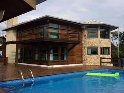 !!! Casa De Campo A 4 Km Do Pedágio Para Praias Na Br 277 - São José Dos Pinhais !!!! - Ch0002