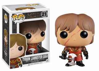 Funko Pop 21 Games Of Thrones Tyrion Lannister Playking