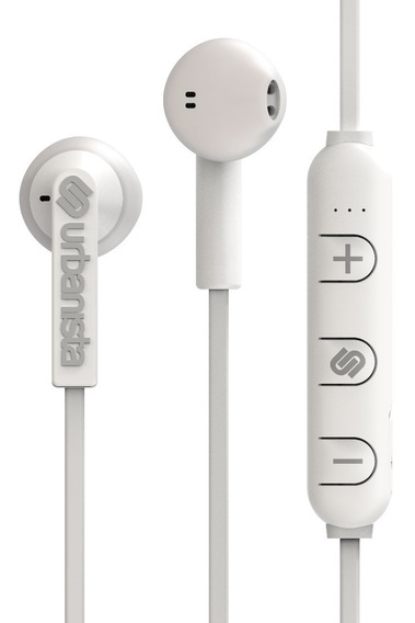 Audífonos Berlin Blanco Bluetooth