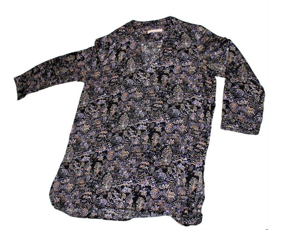 Camisa Yagmour- T 40 Poliester Homb 42 Mangas 3/4 44cm Bust