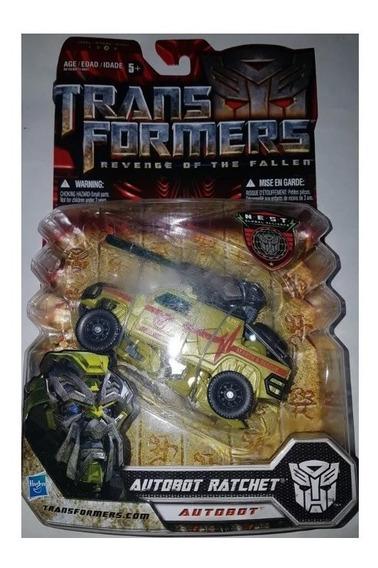Ratchet Deluxe Transformers Nest Pregunta