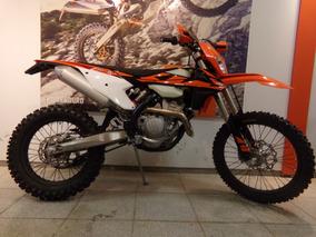 Motocicleta Ktm 250 Exc-f 2018 0km Naranja