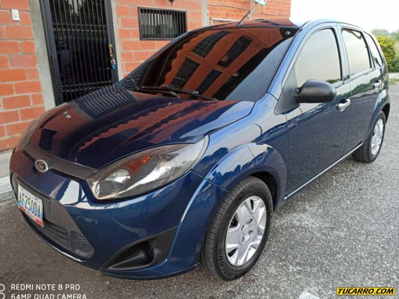 Ford Fiesta Move 4x2 Sincrónico