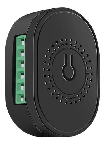 Imagen 1 de 9 de Tuya Zigbee Interruptor De Luz Inteligente Módulo Mini Home