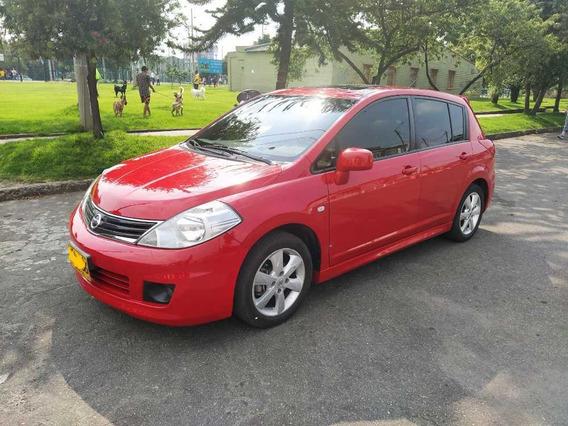 Nissan Tiida Hb Premium At
