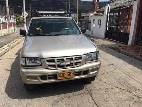 Chevrolet Luv 2800 4x4