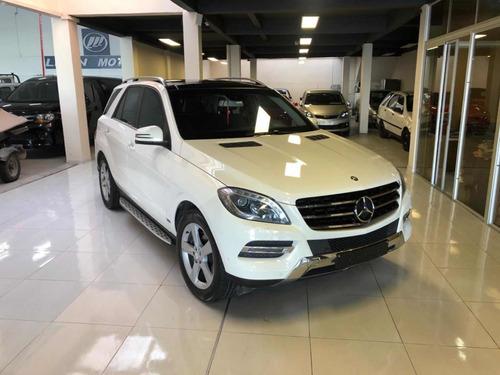 Mercedes-benz Ml 2014 3.5 Ml350 Blindanda