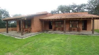 Vendo Casa Sola En Huasca 6 Habitaciones 7 Baños Y 6 Estacio