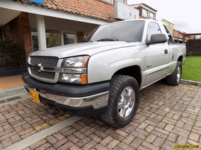 Chevrolet Silverado 1500-5.3cc At 4x4 Aa