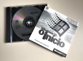 Cd Windows 98 E Windows 98 O Início - Original