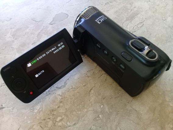 Filmadora Samsung Apenas 6 H De Uso