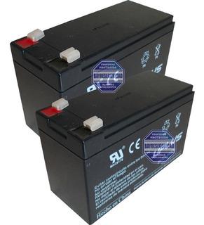 Batería Gel 12 V 7 Amp. Alarmas-ups-luz De Emergencia