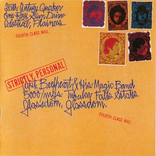 Captain Beefheart - Strictly Personal (cd) Importado