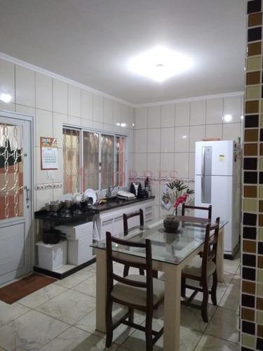 Casa Padrão Para Venda Em Jardim Gurilândia Taubaté-sp - 342